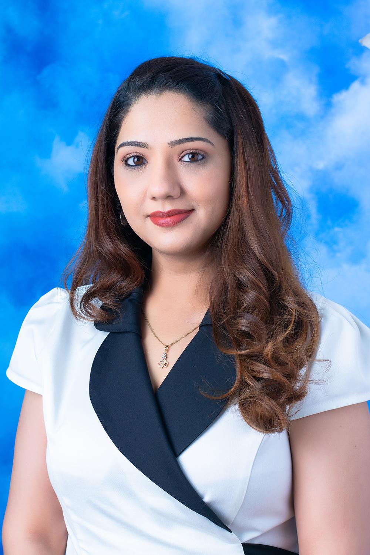 Mrs. Divya J Bhawnani