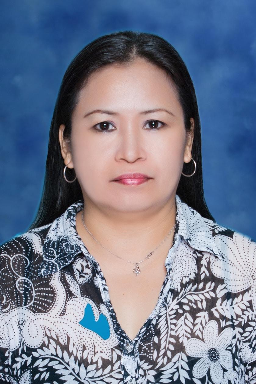Mrs. Tina Ignacio