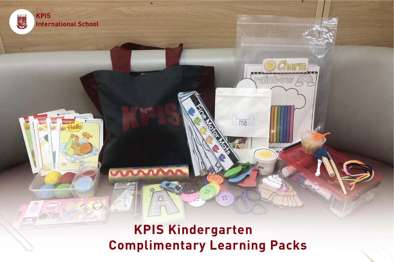 Kindergarten learning Packs