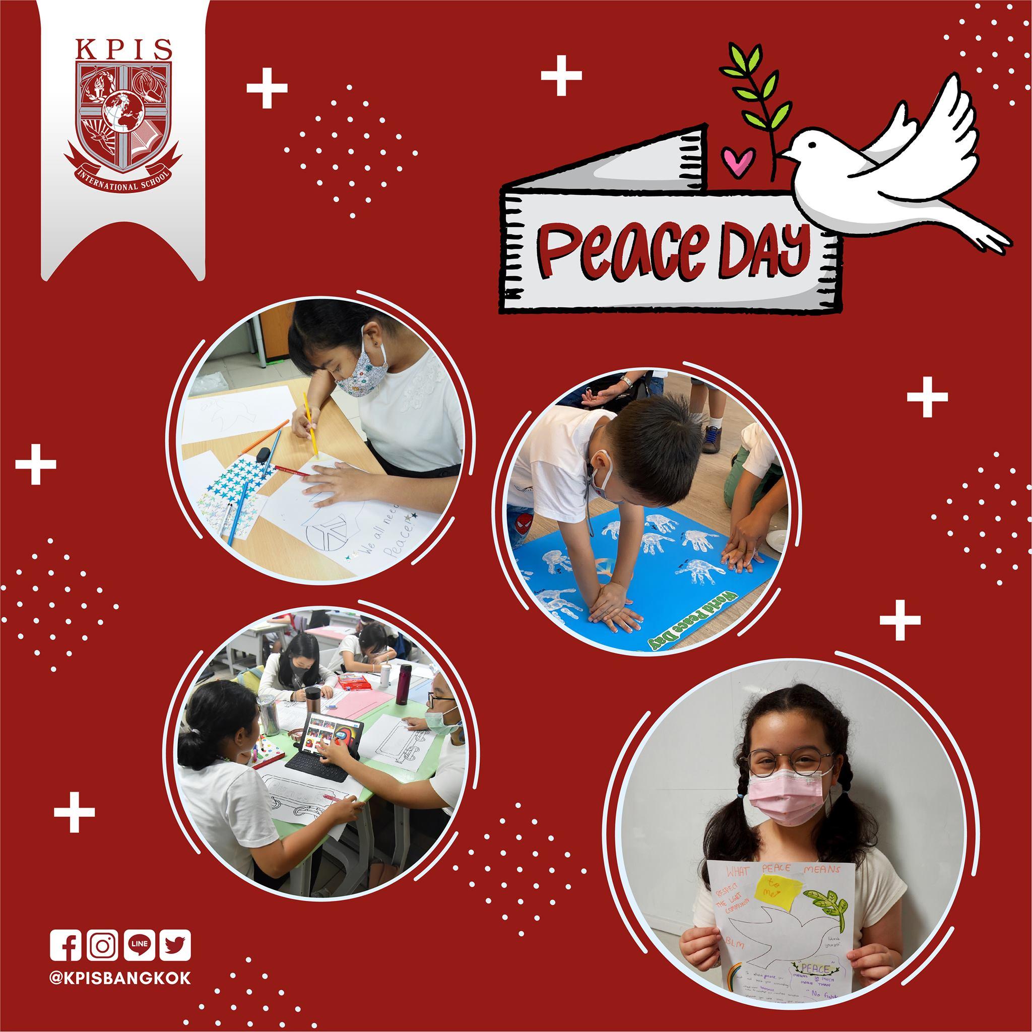 Happy Peace Day