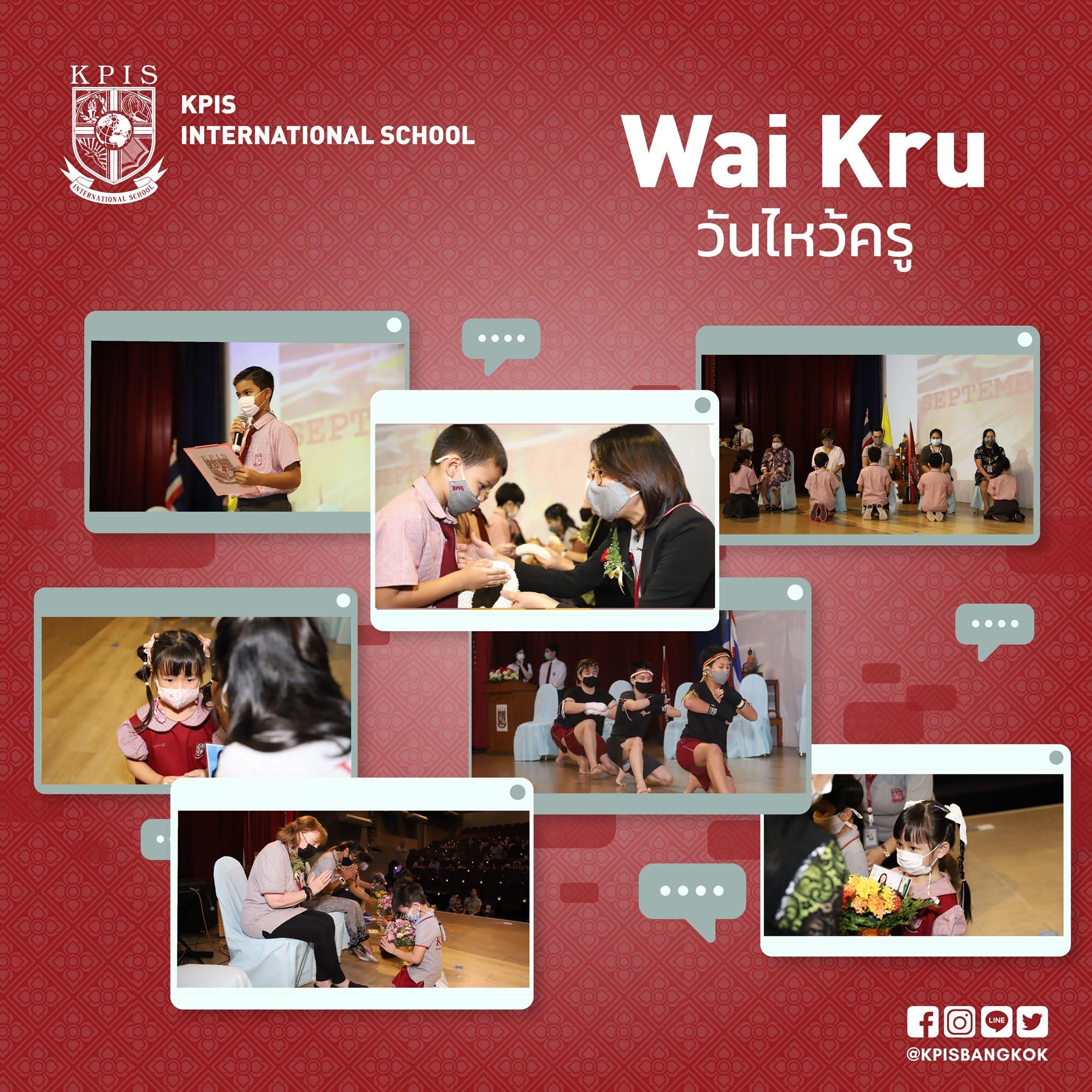 Wai Kru at KPIS
